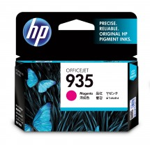 Cartridge HP C2P21AE, 935, purpurová
