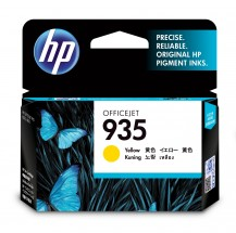 Cartridge HP C2P22AE, 935, žlutá