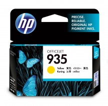 Cartridge HP C2P22AE, 935, žlutá