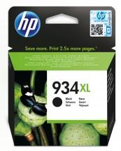 Cartridge HP C2P23AE, 934 XL, černá