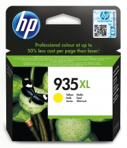 Cartridge HP C2P26AE, 935XL, žlutá