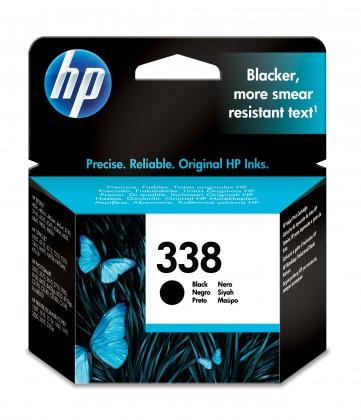 Cartridge HP C8765EE, 338, černá
