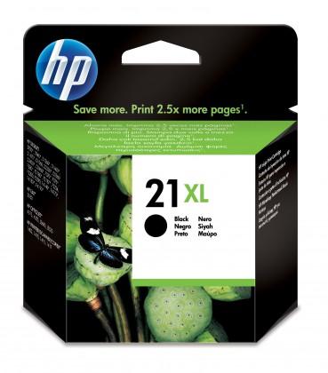 Cartridge HP C9351CE, 21XL, černá