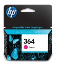Cartridge HP CB319EE, 364, purpurová