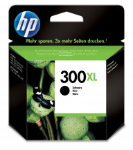 Cartridge HP CC641EE, 300XL, černá