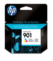 Cartridge HP CC656AE, 901, Tri-color
