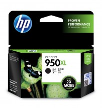 Cartridge HP CN045AE, 950XL, černá