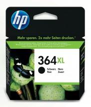 Cartridge HP CN684EE, 364XL, černá