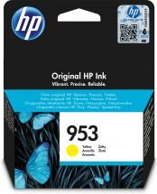 Cartridge HP F6U14AE, 953, žlutá