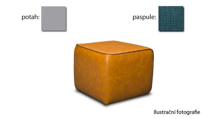 Case - (k:happy petrol N303,sk.3S/m:puls light gray D201,sk.2S)