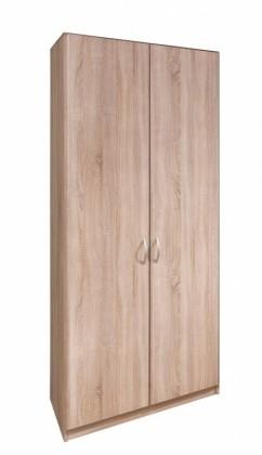 Cassanova - Šatní skříň, 2x dveře (dub bardolino)