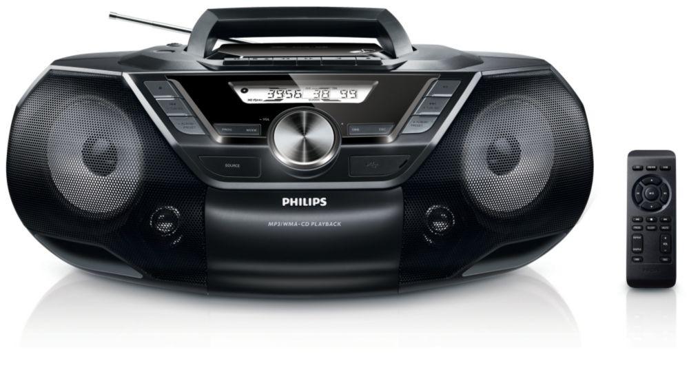 CD přehrávač Philips AZ787 POUŽITÉ, NEOPOTŘEBENÉ ZBOŽÍ
