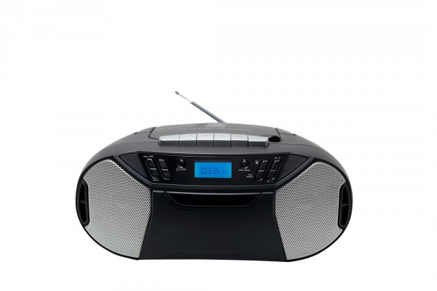 CD přehrávač PORTABLE RADIO TAPE/CD RK250UCD THOMSON