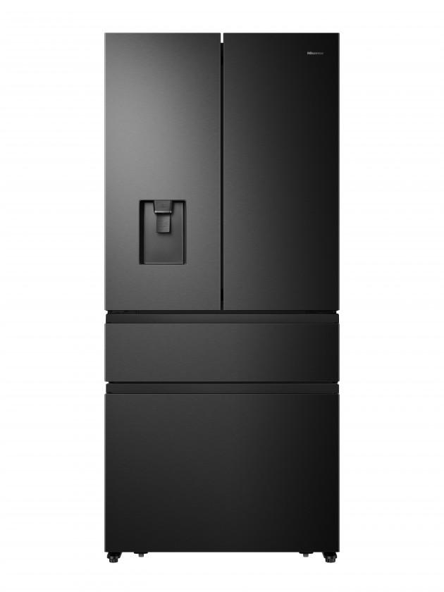 Černá French Door Americká lednice Hisense RF540N4WF1