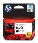 Černá tisková kazeta HP CZ109AE, HP 655