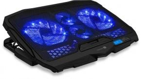 """Chladící podložka Connect IT FrostWind 15,6"""" (CCP-2200-BK)"""