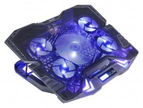 Chladící podložka EVOLVEO Ania 5, modré podsvícení