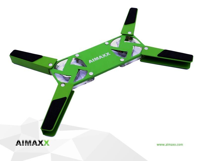 Chladící podložky AIMAXX eNViXtra NCP 1 (Notebook Cooling Pad)