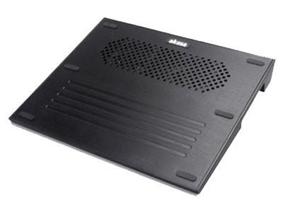 Chladící podložky Chladicí podložka pro notebooky AKASA - AK-NBC-08BK