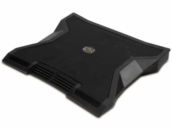 Chladící podložky Cooler Master ALU NotePal E1