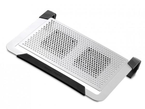 Chladící podložky Cooler Master ALU NotePal U2 Plus, titanium