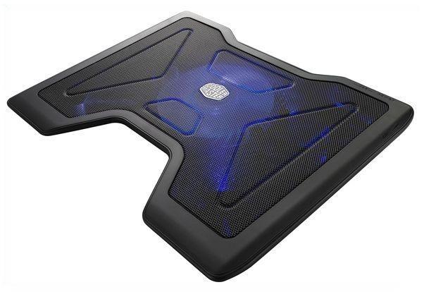 Chladící podložky Cooler Master ALU NotePal X2