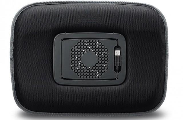 Chladící podložky Cooler Master Comforter Air, černá