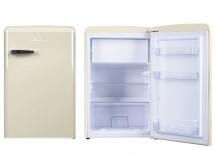 Chladnička retro s mrazničkou Amica VT 862 AM, A++