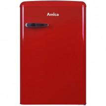 Chladnička retro s mrazničkou Amica VT 862 AR, A++