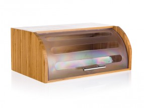 Chlebník Banquet Brillante, bambusový, 40,5cm VADA VZHLEDU, ODĚRK