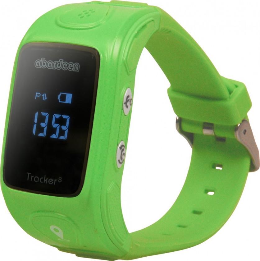 Chytré hodinky Abardeen KT01S náramkový telefon, Green