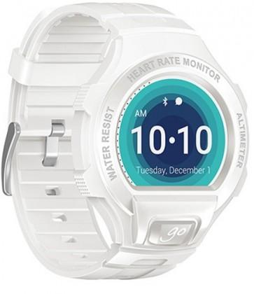 Chytré hodinky ALCATEL ONETOUCH GO WATCH SM03, White/Light Grey