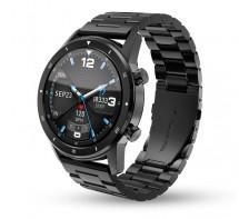 Chytré hodinky Aligator Watch PRO, černá +3 řemínky v balení