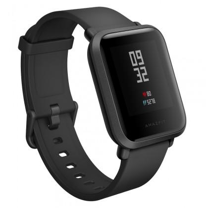 Chytré hodinky Amazfit BIP, černá
