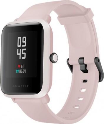 Chytré hodinky Amazfit Bip S, růžová
