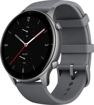 Chytré hodinky Amazfit GTR 2e, šedá
