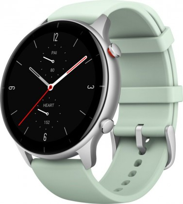 Chytré hodinky Amazfit GTR 2e, zelená