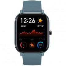 Chytré hodinky Amazfit GTS, modrá