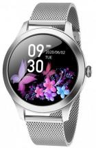 Chytré hodinky ARMODD Candywatch Premium, stříbrná