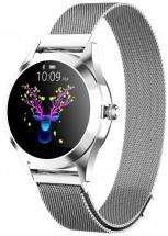 Chytré hodinky Armodd Candywatch, stříbrná