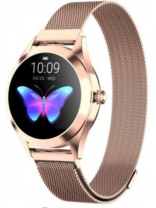 Chytré hodinky ARMODD Candywatch, zlatá