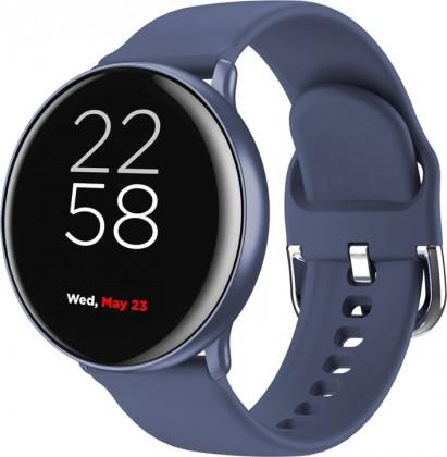 """Chytré hodinky Canyon Marzipan 1,22"""", 2 řemínky, modrá"""