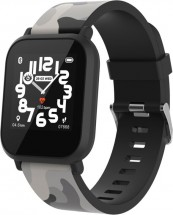 Chytré hodinky CANYON My Dino, černá