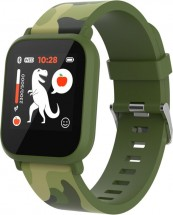 Chytré hodinky CANYON My Dino, zelená