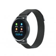 Chytré hodinky Canyon SW71, 2 náramky, černá