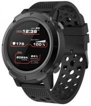 Chytré hodinky Canyon Wasabi, sportovní, IP68, GPS, černá POUŽITÉ