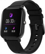 Chytré hodinky Canyon Wildberry, černá