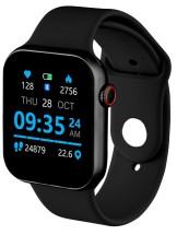 Chytré hodinky CEL-TEC GrandWatch E1, černá