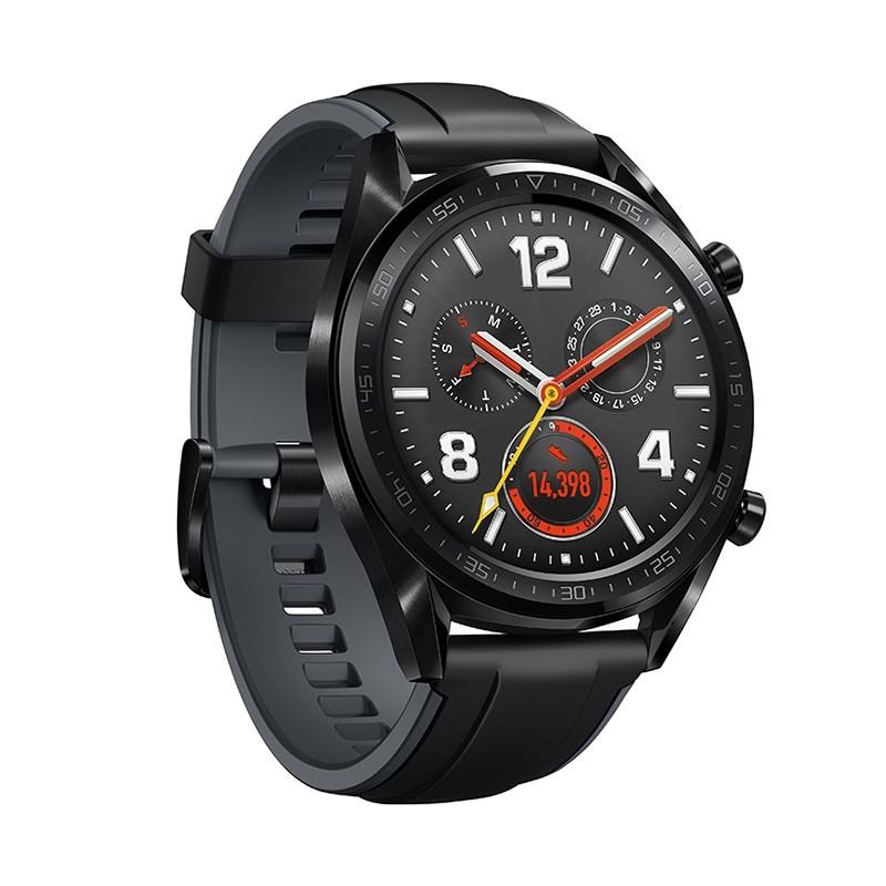 Chytré hodinky Chytré hodinky Huawei Watch GT SPORT, černá