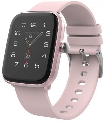 Chytré hodinky Chytré hodinky iGET Fit F20, růžová